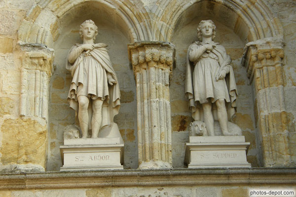 photo de Saint Abdon et Saint Sennen, martyrs