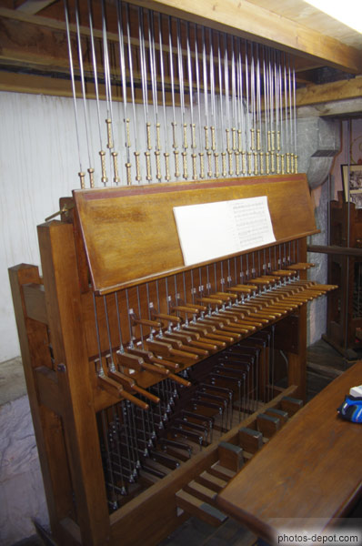 photo de Clavier du carillon