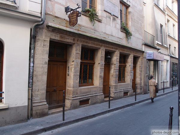 photo de Maison Nicolas Flamel