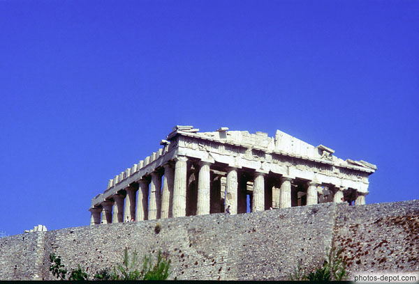 photo de Parthenon d'Athènes