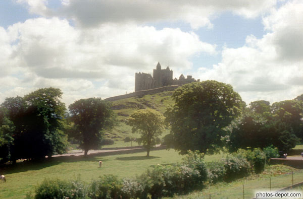 photo de chateau de Cashel-Tipperary